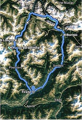 Ring Bernina Forcola