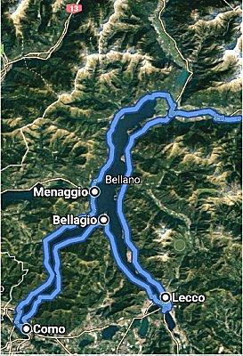 Ring Lake Como