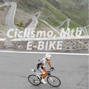 CICLISMO, MTB, E-BIKE